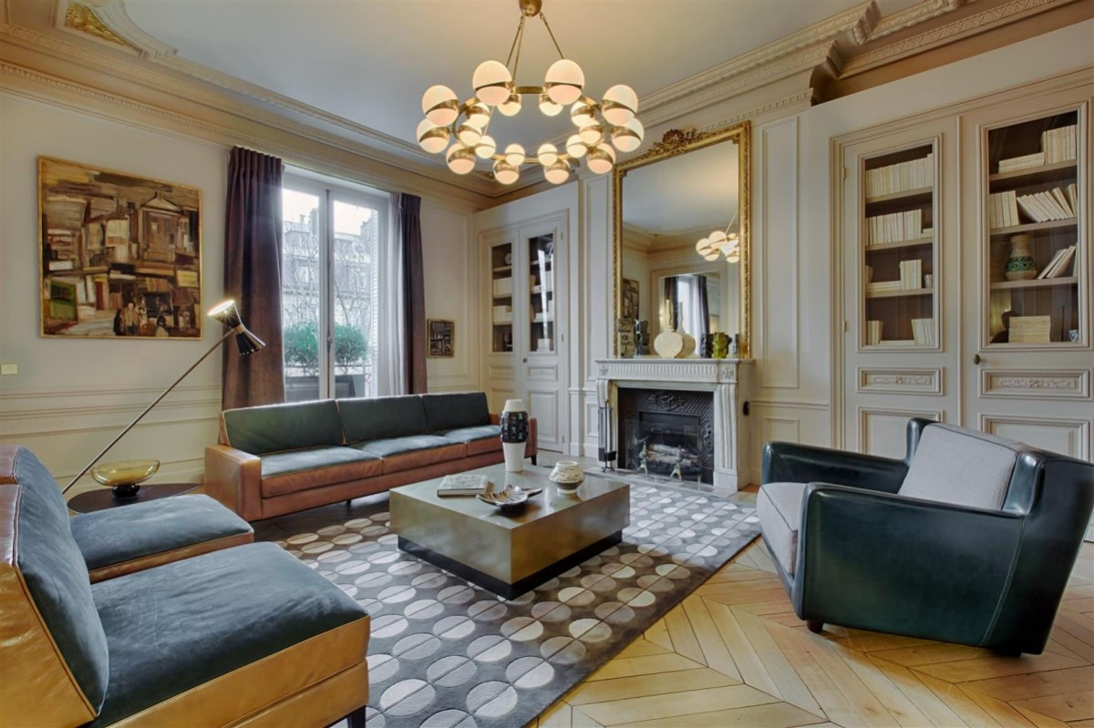 This Paris Apartment For Sale Is Fit For A King - Airows