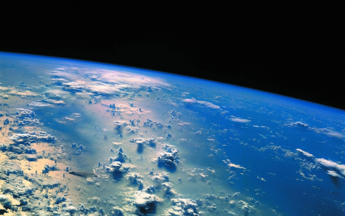 Absoltuely stunning 4k view of planet earth from space - Nasa space wallpaper ...