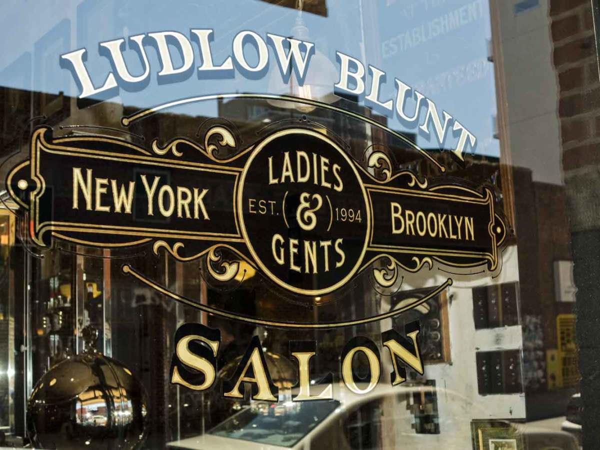 Ludlow Blunt