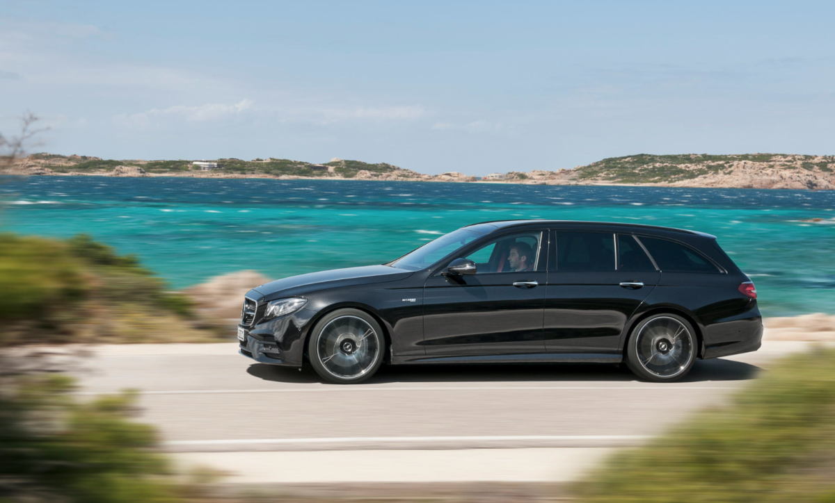 Feast your eyes on the stunning mercedes benz e400 wagon for Mercedes benz e400 wagon