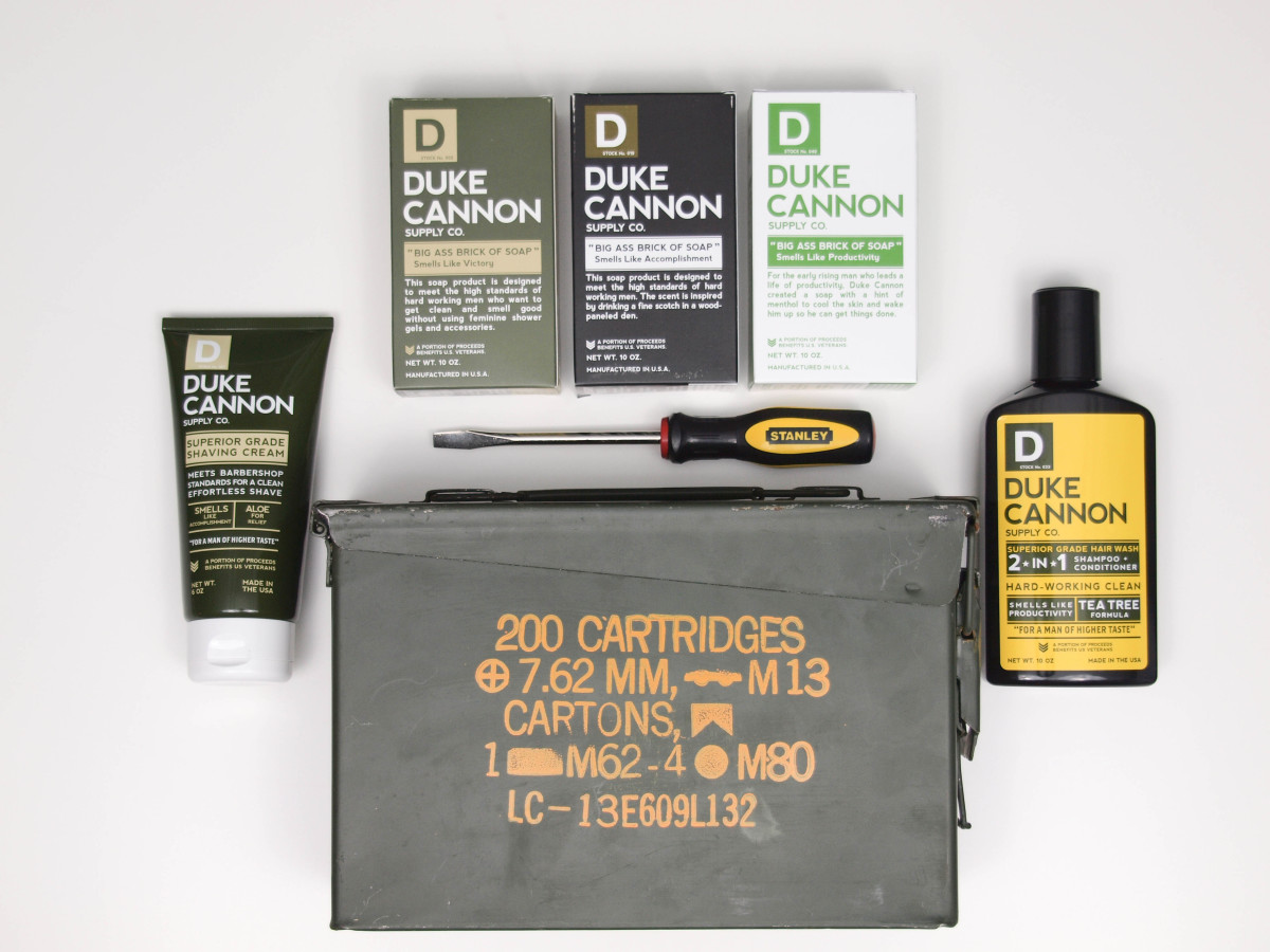 Military-Tested Grooming Essentials Every Unfussy Guy Needs - Airows