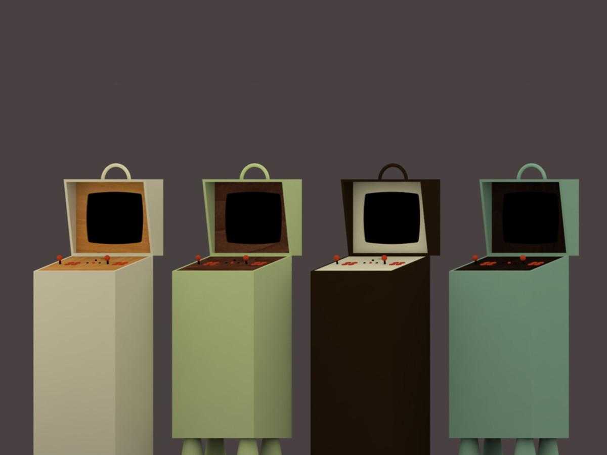 Pixelkabinett