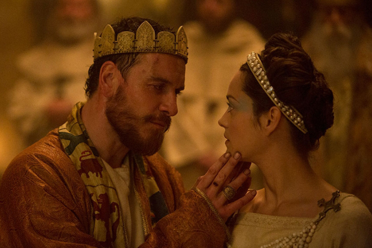 a comparison of two films macbeth by roman polanski and macbeth by penny woolcock