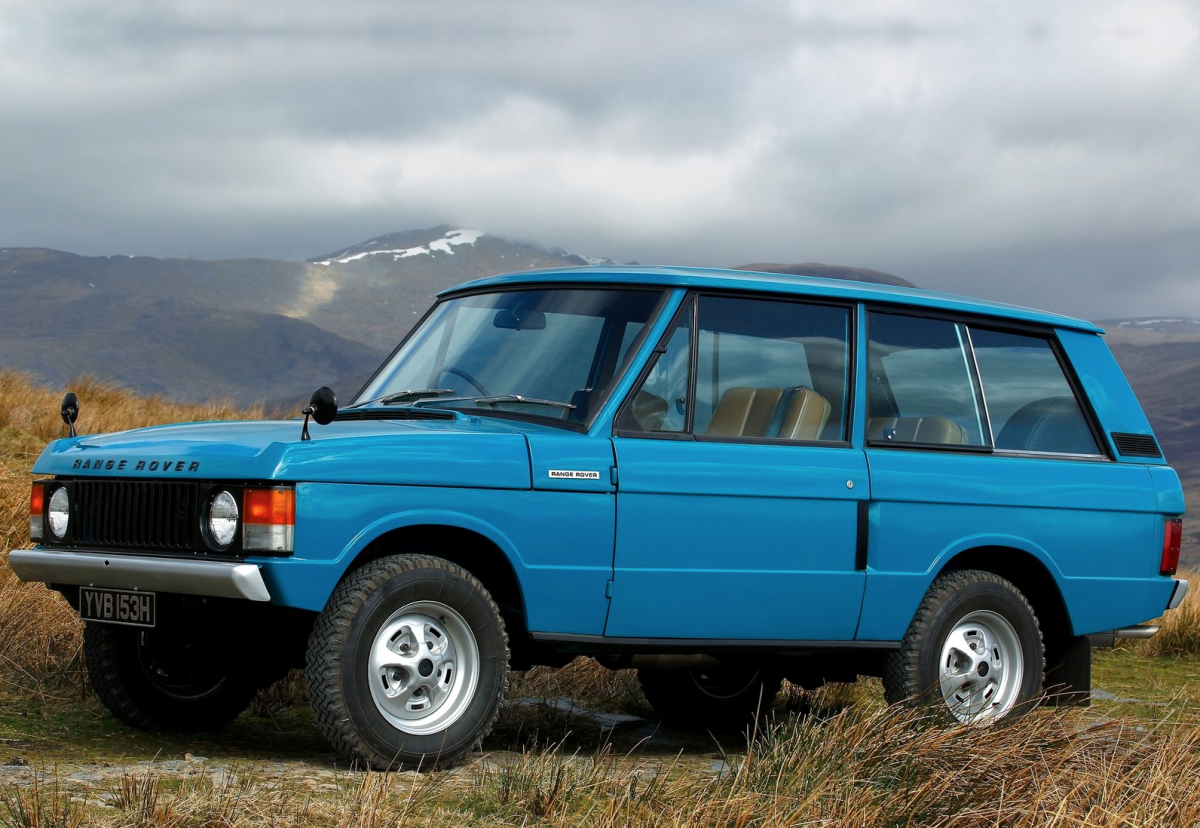 Land Rover Heritage