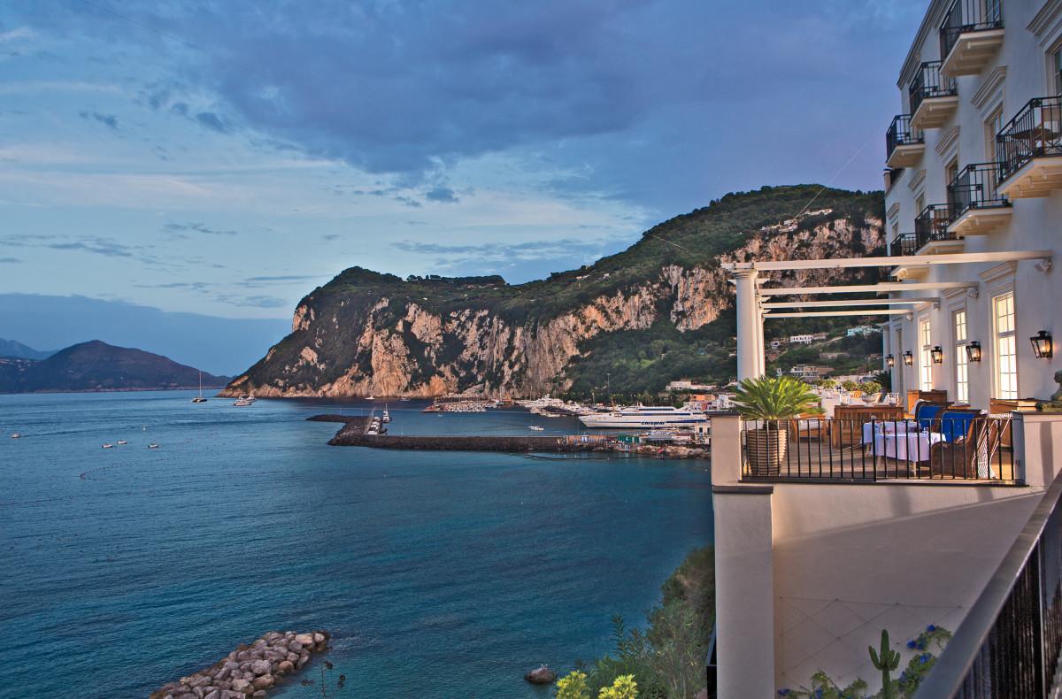 J.K.Place Capri