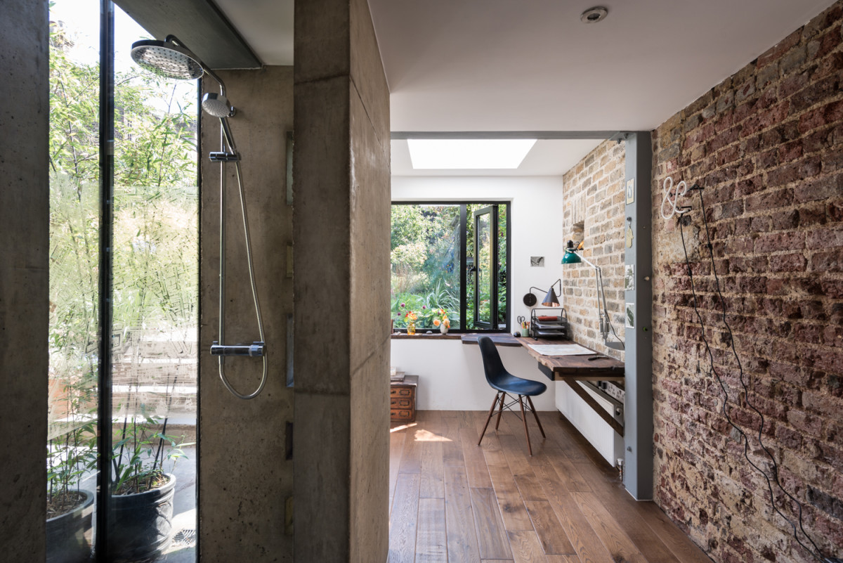 An Impossibly Stylish Indoor Outdoor Home Office Airows