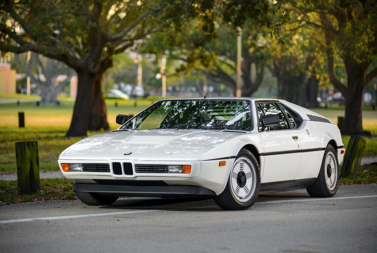 17 photos of a seriously stunning 1981 bmw m1 airows. Black Bedroom Furniture Sets. Home Design Ideas