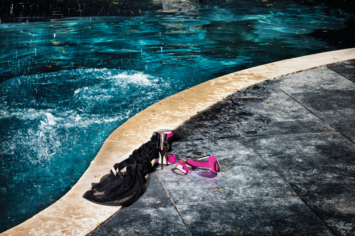 © Beautiful Disasters by David Drebin, courtesy teNeues