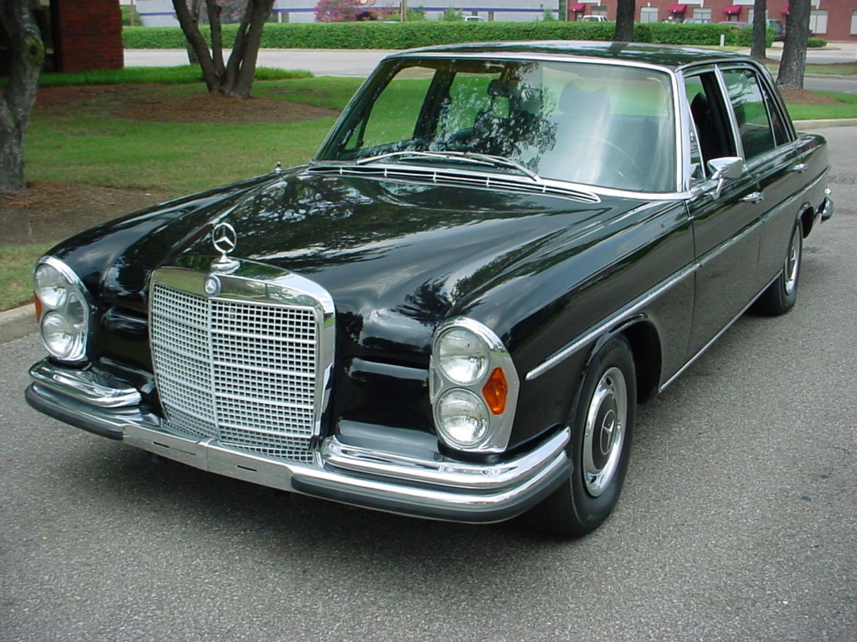 Exclusive steve mcqueen 39 s beloved 1972 mercedes benz 300 for 1972 mercedes benz