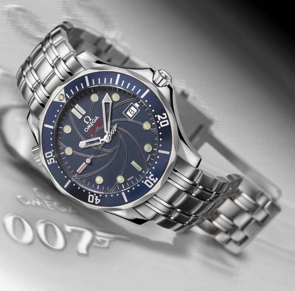 The Omega Seamaster 300 Ultimate Guide