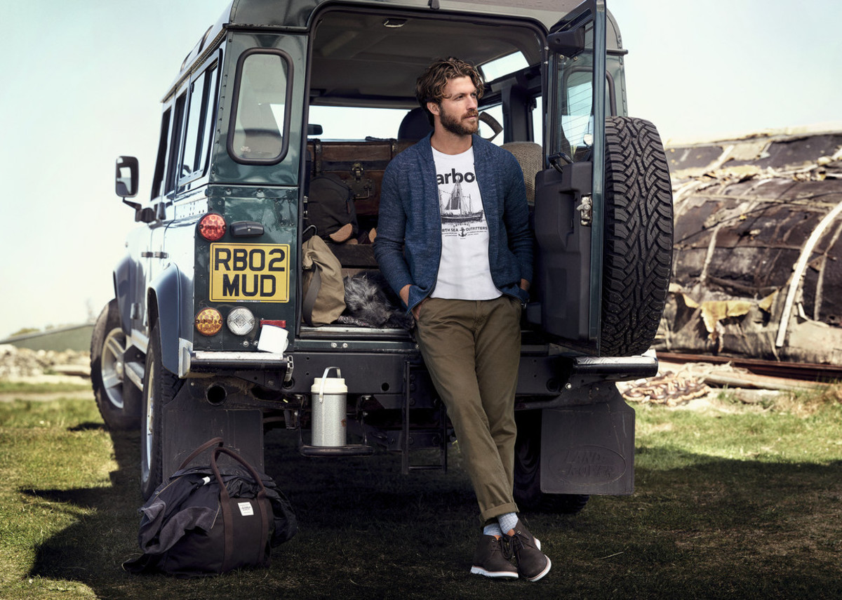 A Clothing Collection Made for Defender Adventures