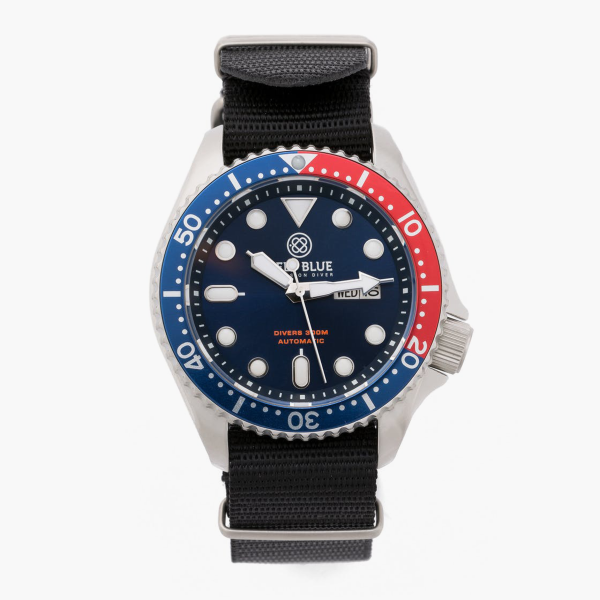 Deep blue 39 s automatic dive watches are shockingly - Dive deep blue ...