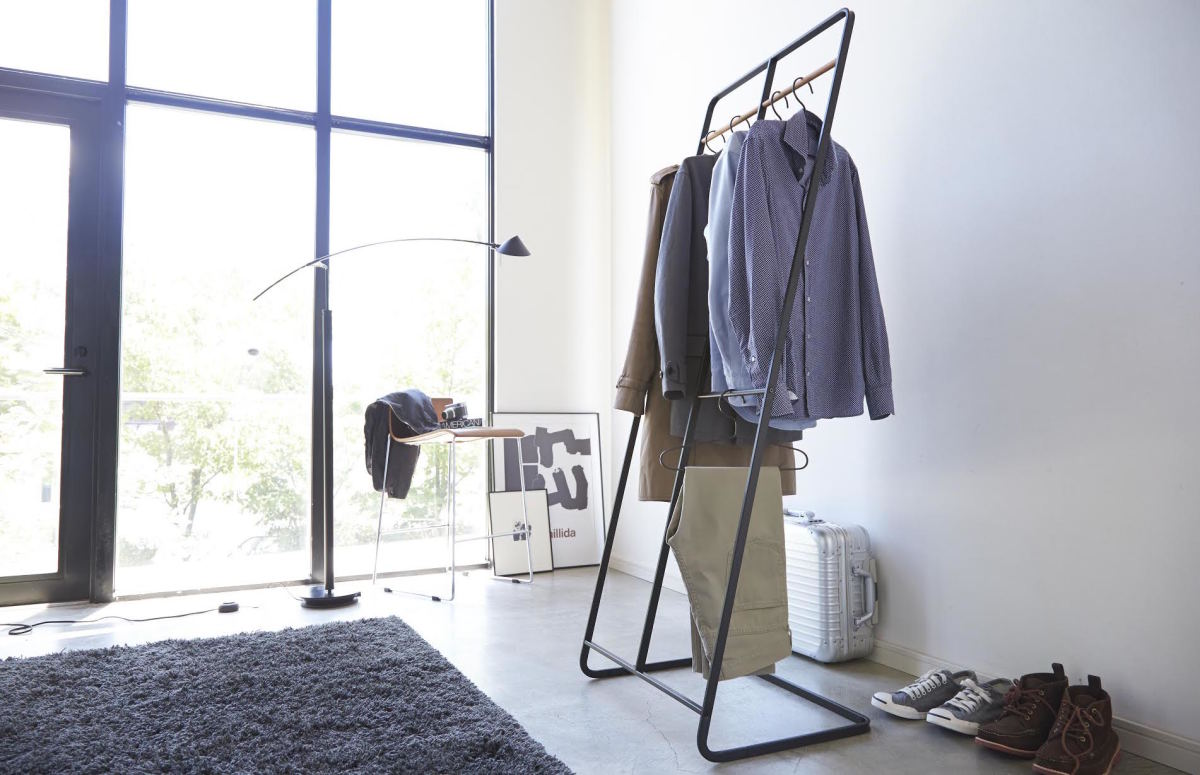 Declutter Your Wardrobe With This Japanese Designed