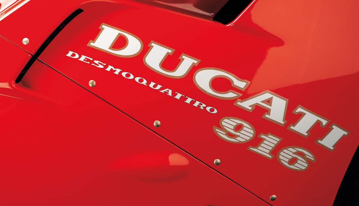 Ducati Motor Holding S.p.A/courtesy Rizzoli