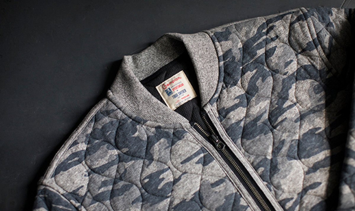 d1124b4ae8f48 The Quilted Camo Bomber Every Wardrobe Could Use - Airows