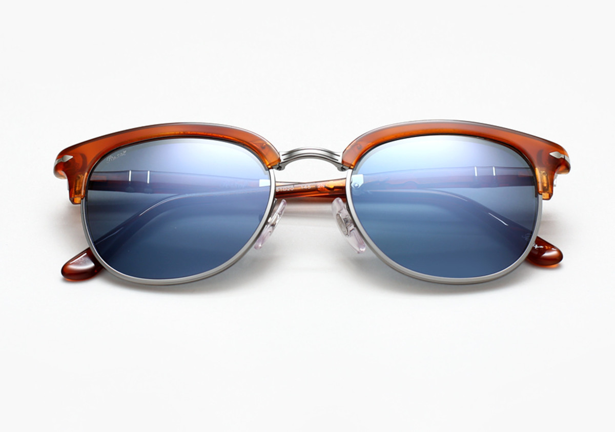 Clubmaster Like Sunglasses  look like the man in these foldable clubmaster sunglasses from