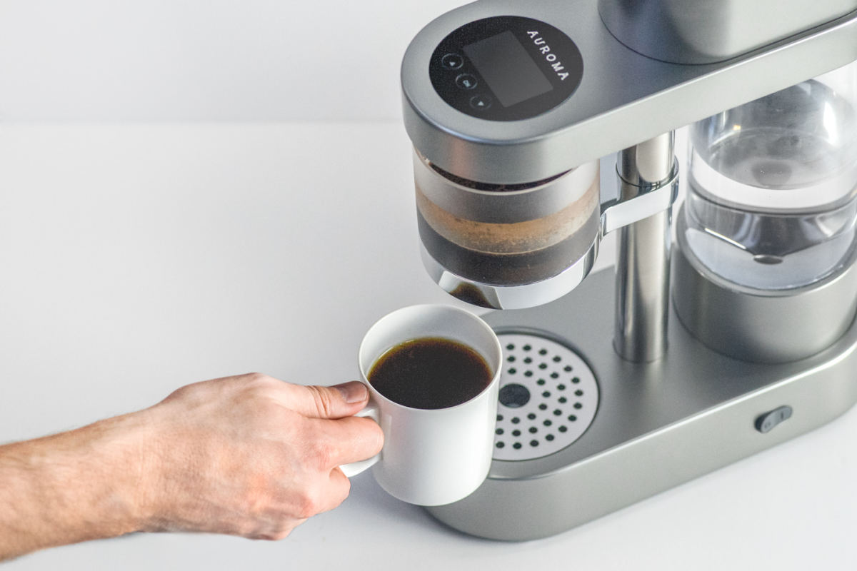 The Auroma One Is A Keurig On All Kinds Of Steroids Airows