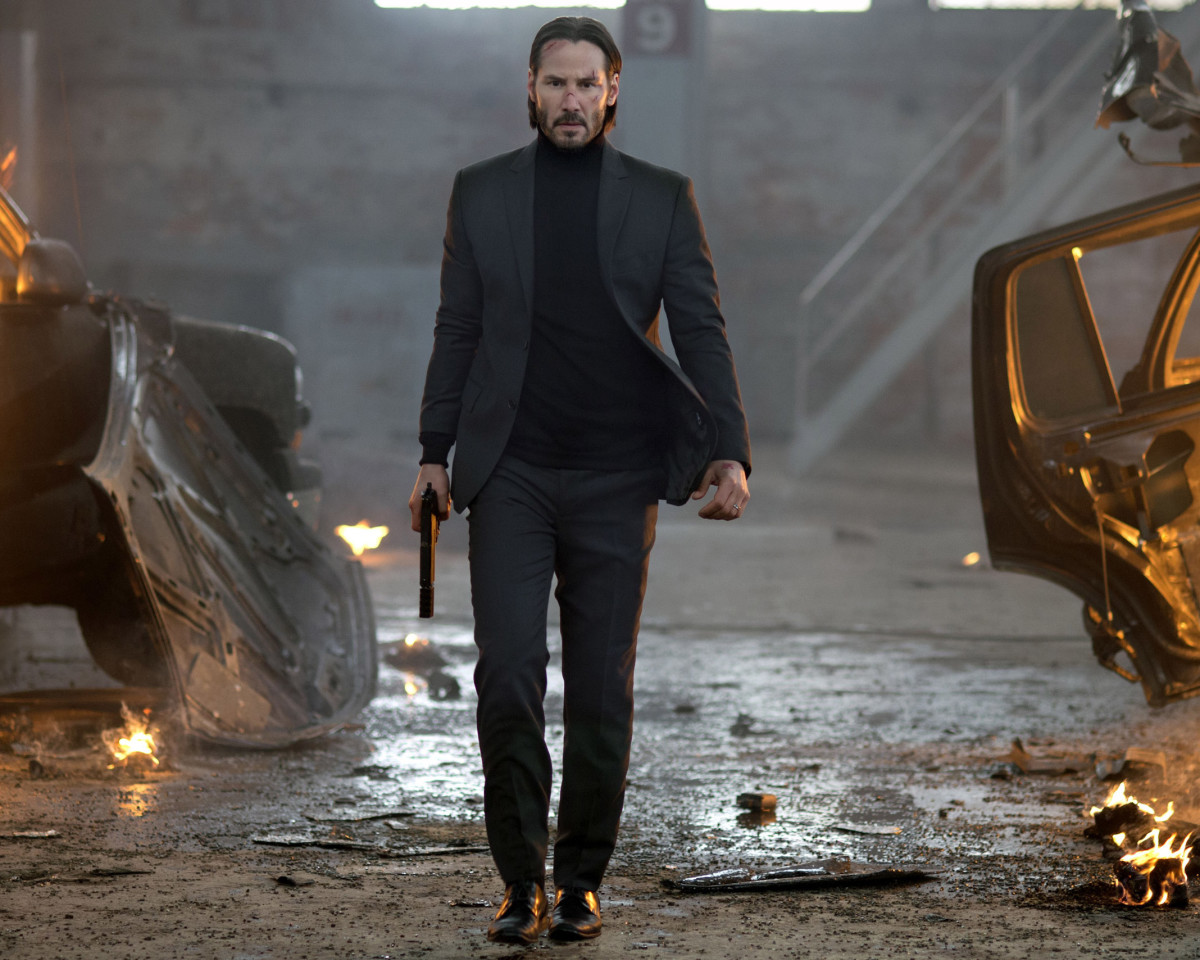John Wick Ed 5 Stylish Kevlar Pieces For The Elite