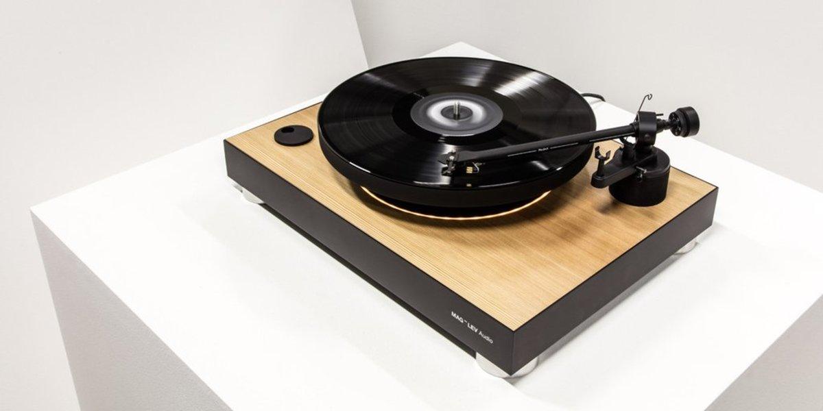 Mag-Lev Audio