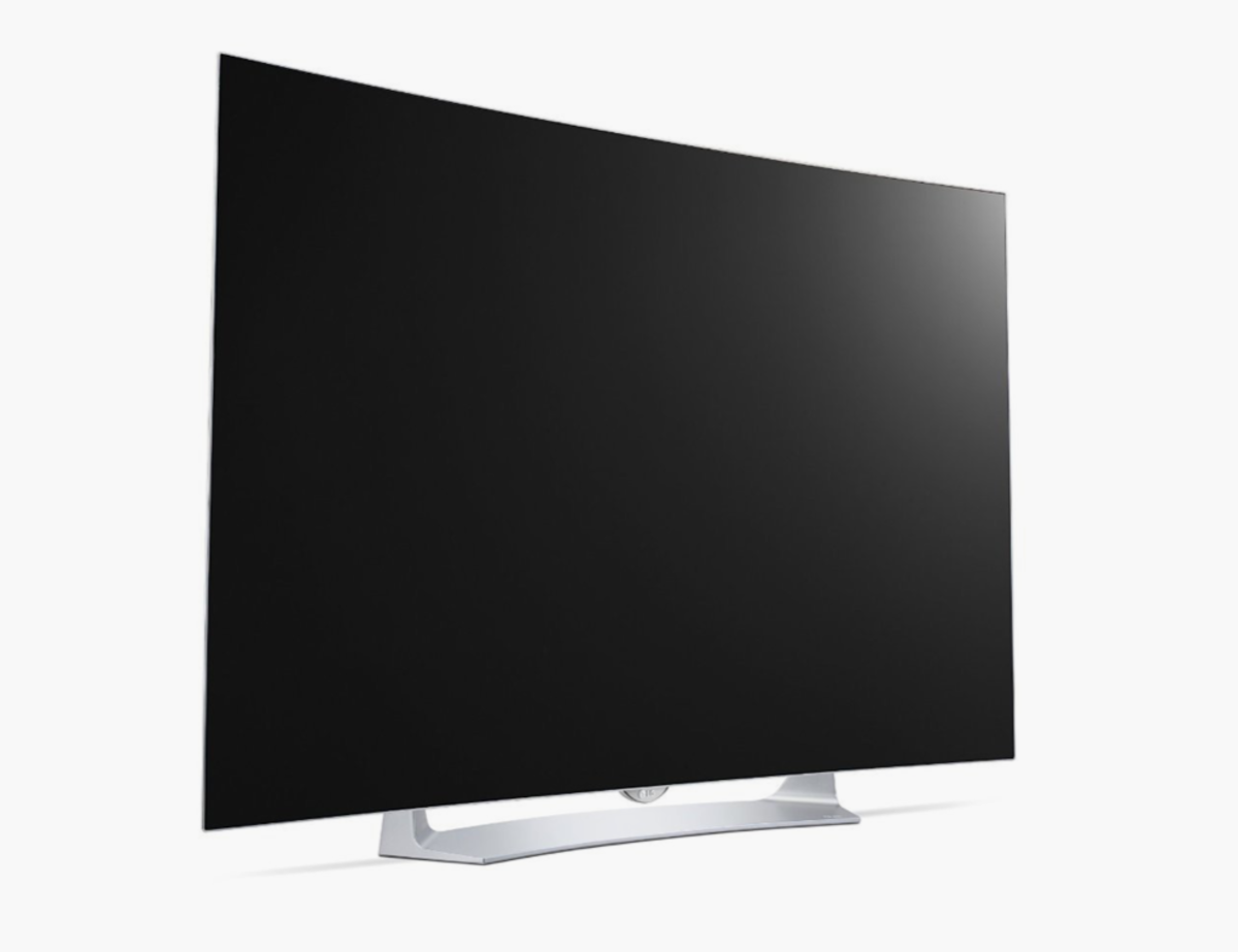 the steal lg 39 s curved oled 55 inch tv is seriously on sale right now airows. Black Bedroom Furniture Sets. Home Design Ideas