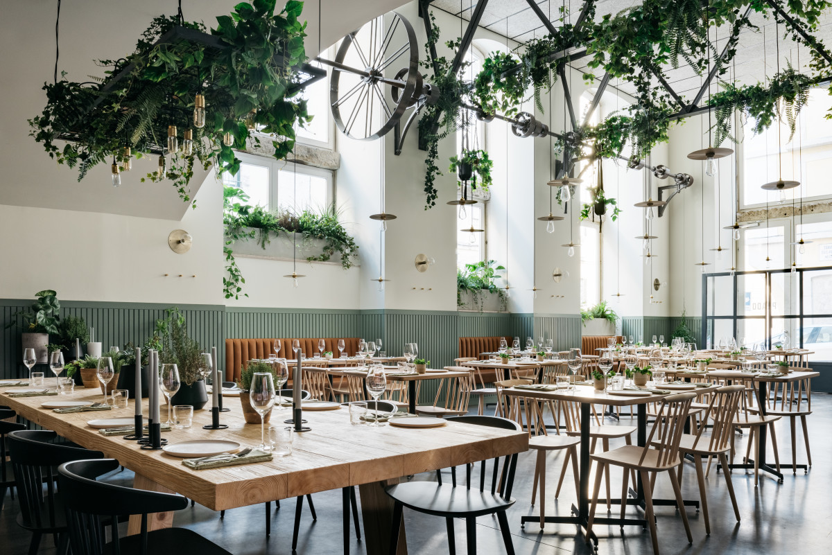 This Lisbon Restaurant Is a Showstopper