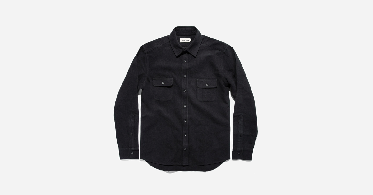 a4868f578de1 This Organic Cotton Chamois Shirt Took Years to Perfect - Airows