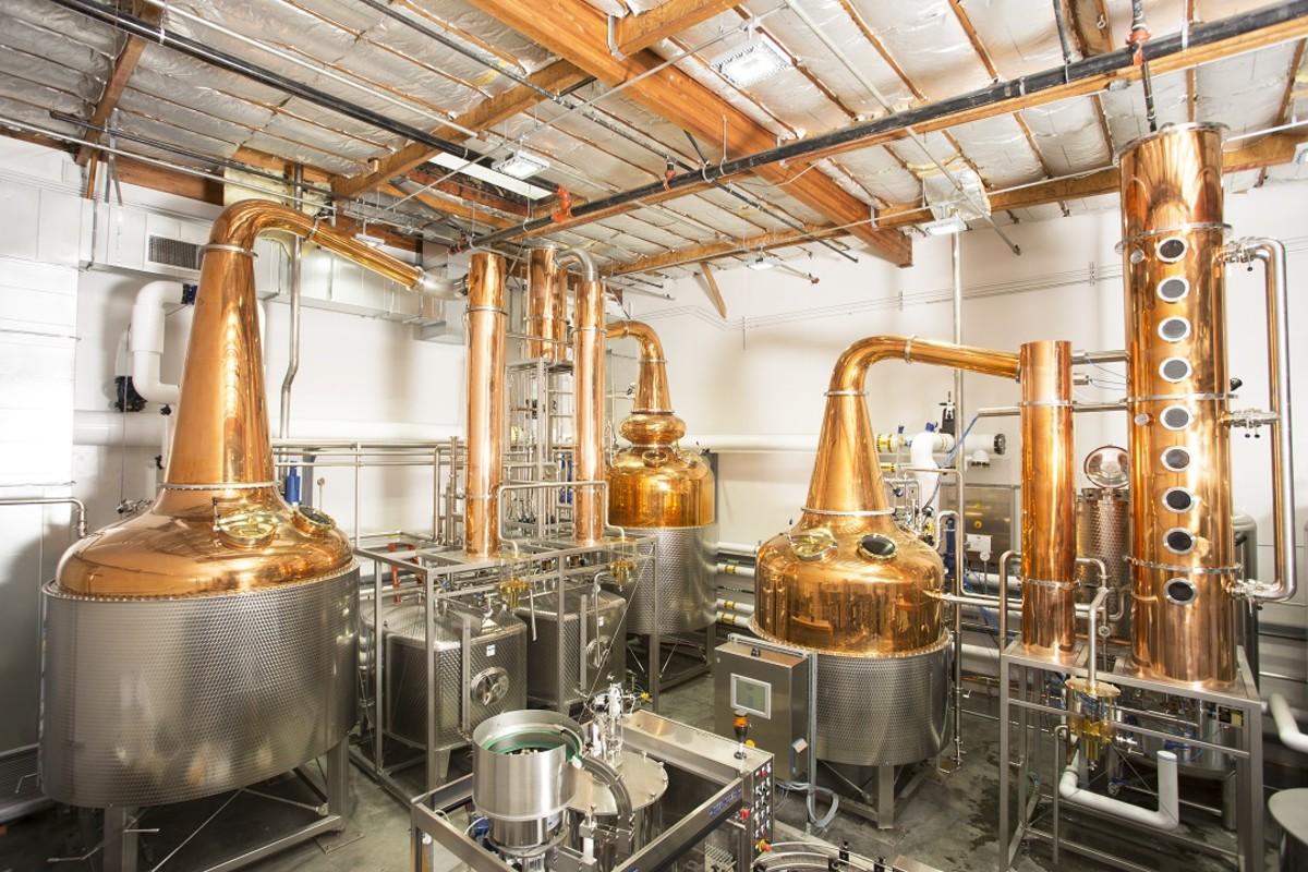 Loch & Union Distilling