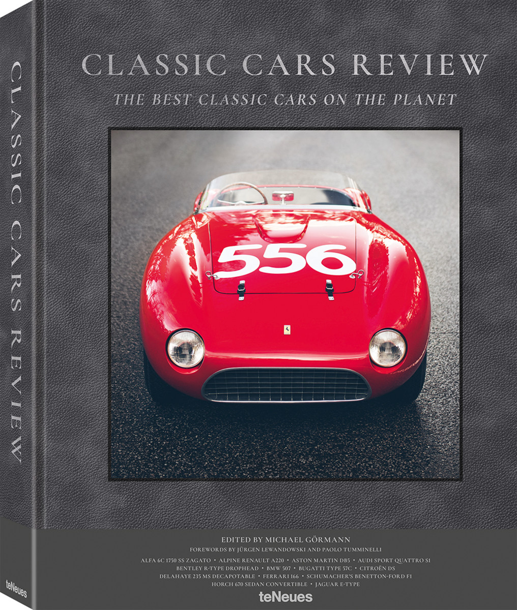 This Coffee Table Book Is A Stunning Ode To Clic Cars