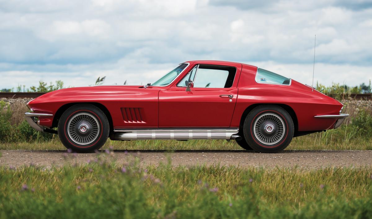 Corvette Porn 12