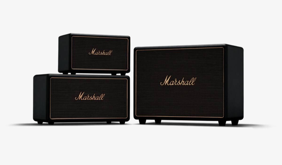 Marshall Unveils Multi Room Wireless Speaker System Airows