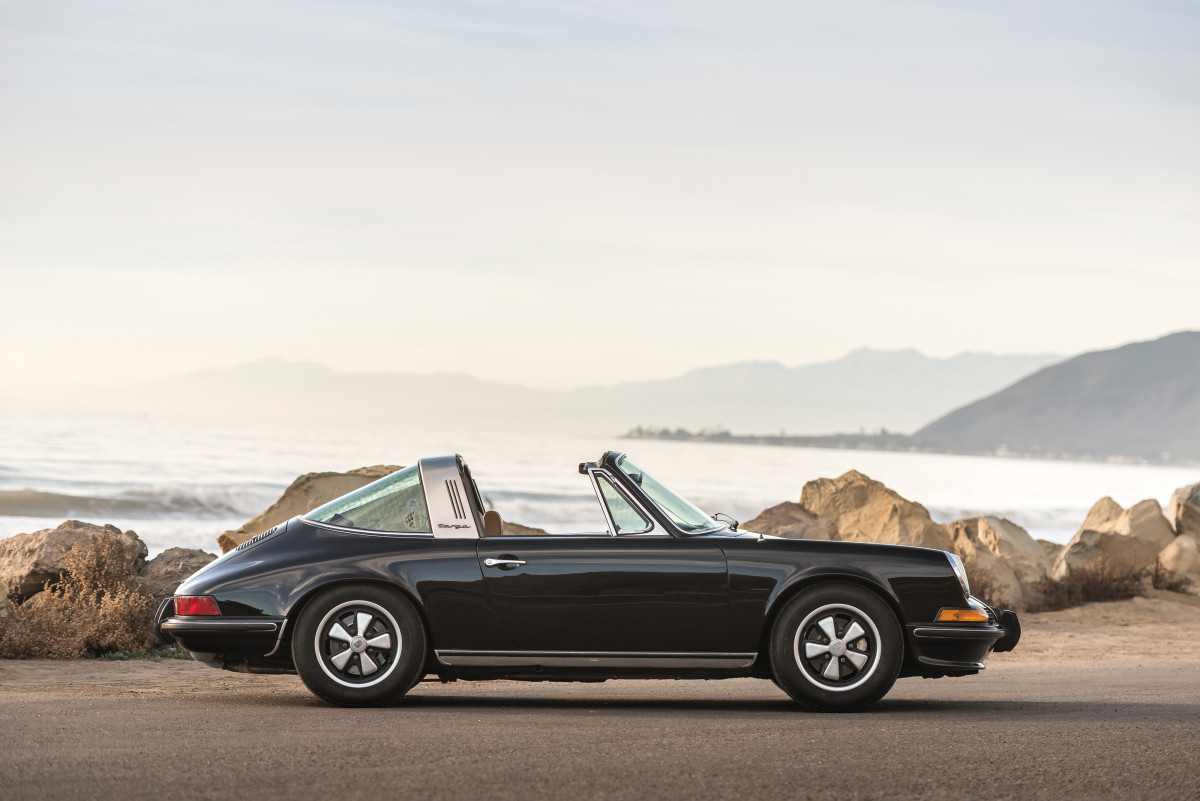 Real Time 911 >> This 1973 Porsche 911 E Targa Is an Affordable Beauty - Airows