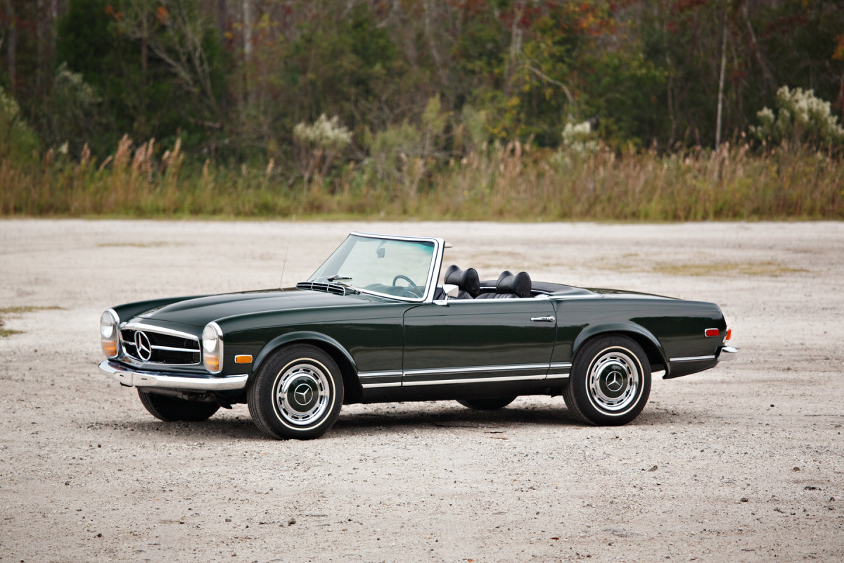 It doesn 39 t get much better than this 1969 mercedes benz for How much mercedes benz
