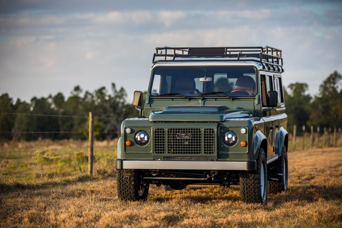 East Coast Defender