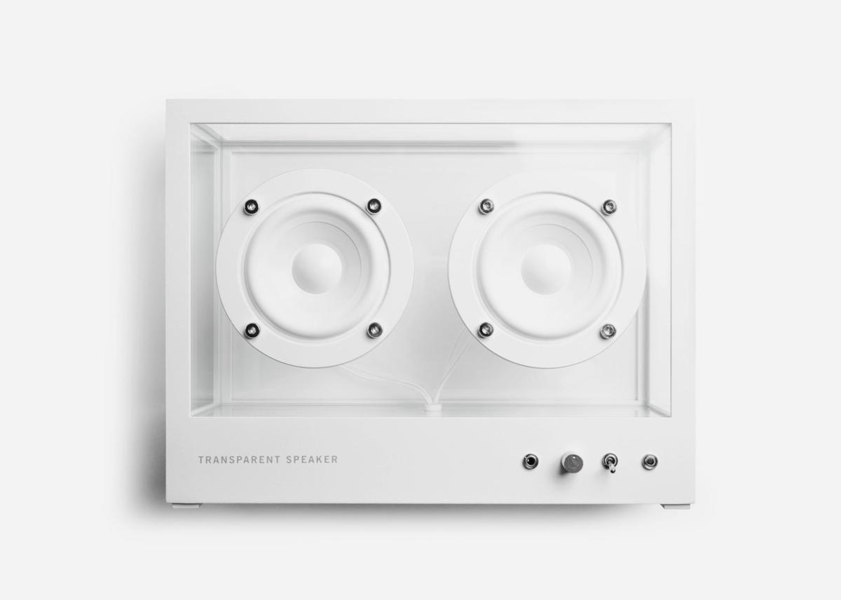 Transparent Sounds