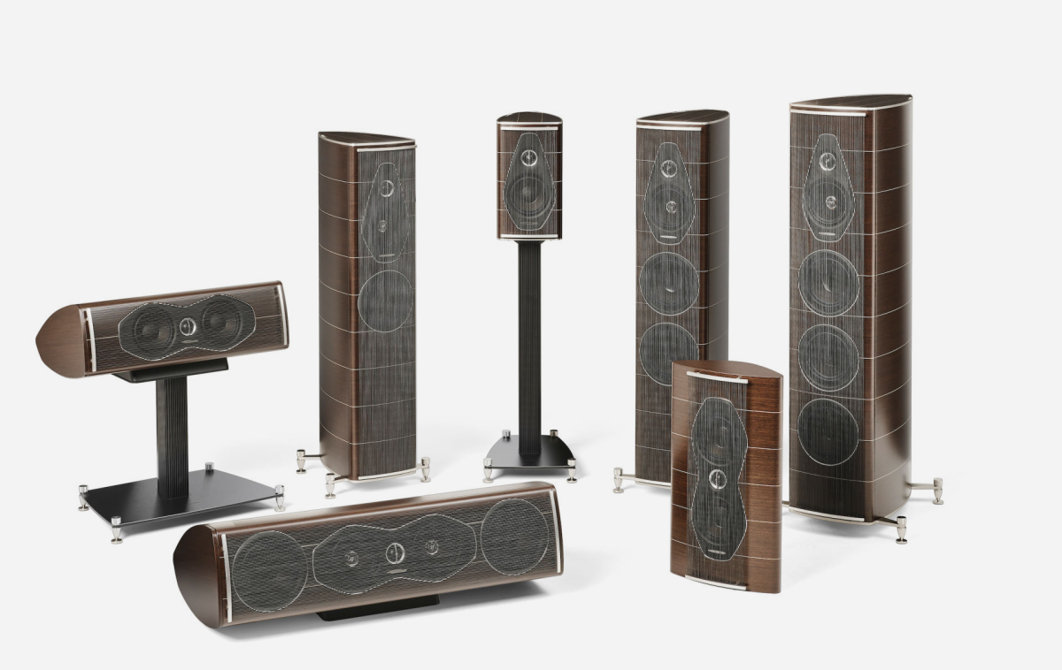 The New Olympica Nova Might Be the Best-Designed Speaker