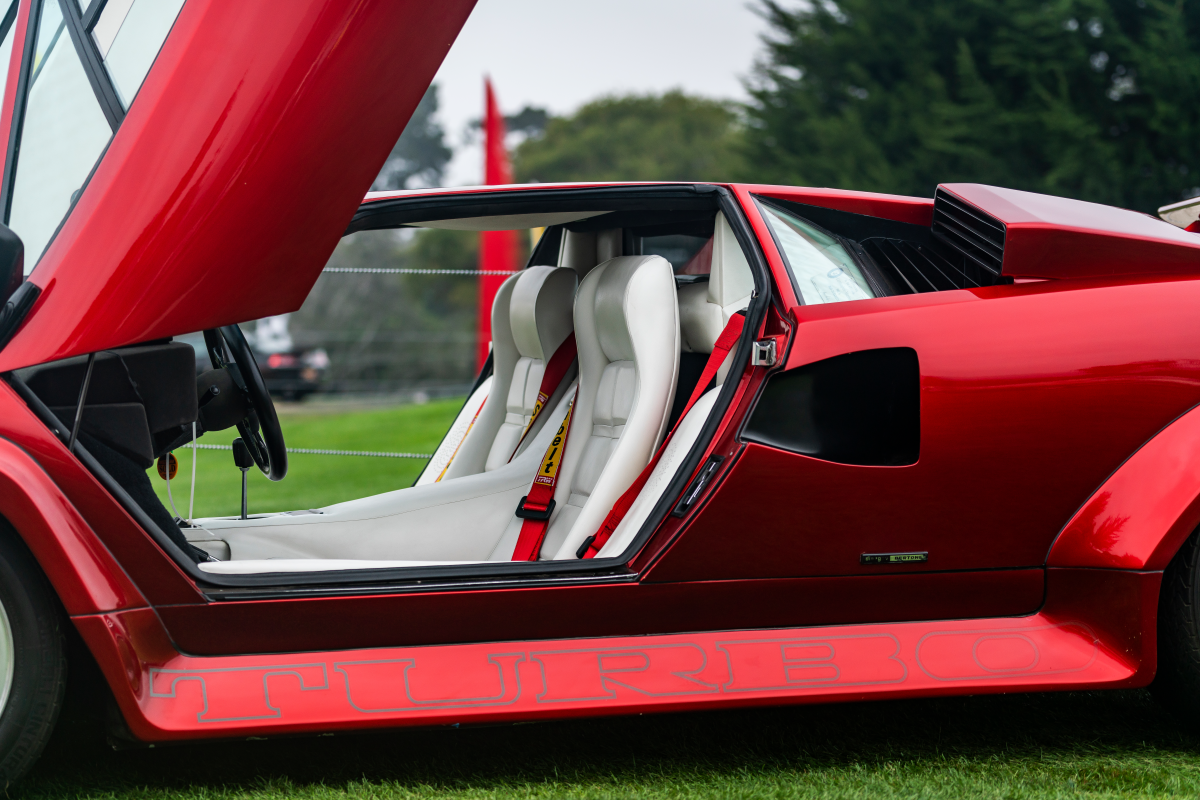 Here's Your Chance to Invest in a 1980 Lamborghini Countach Turbo S