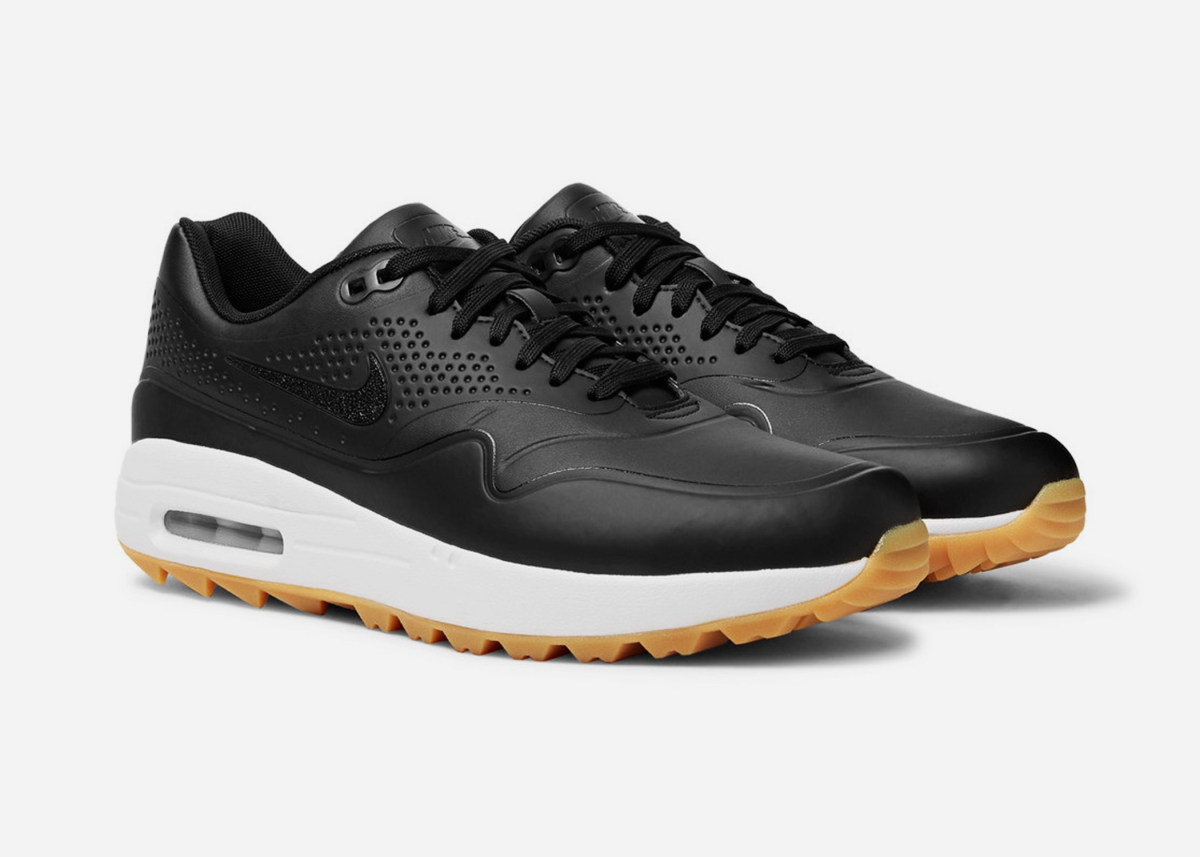 Nike's New Air Max 1G Golf Shoe Shoots