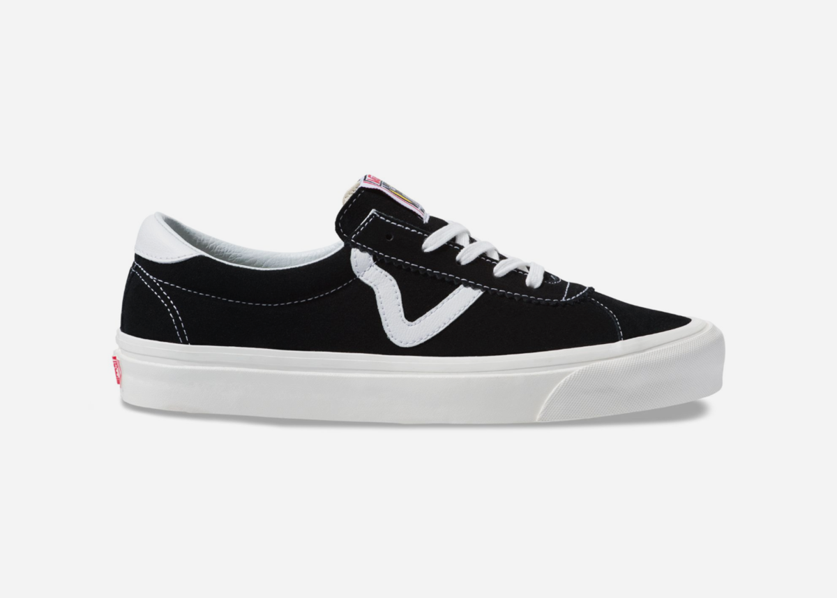 Vans' New Suede Sneaker Freshens Up