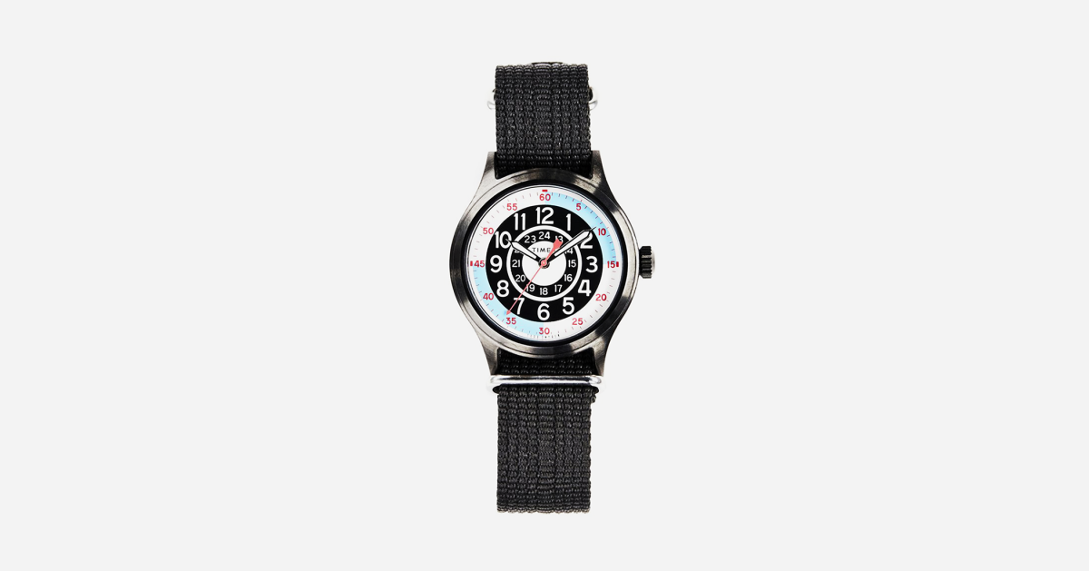 Score 30% Off the Todd Snyder x Timex BLACKJACK Watch