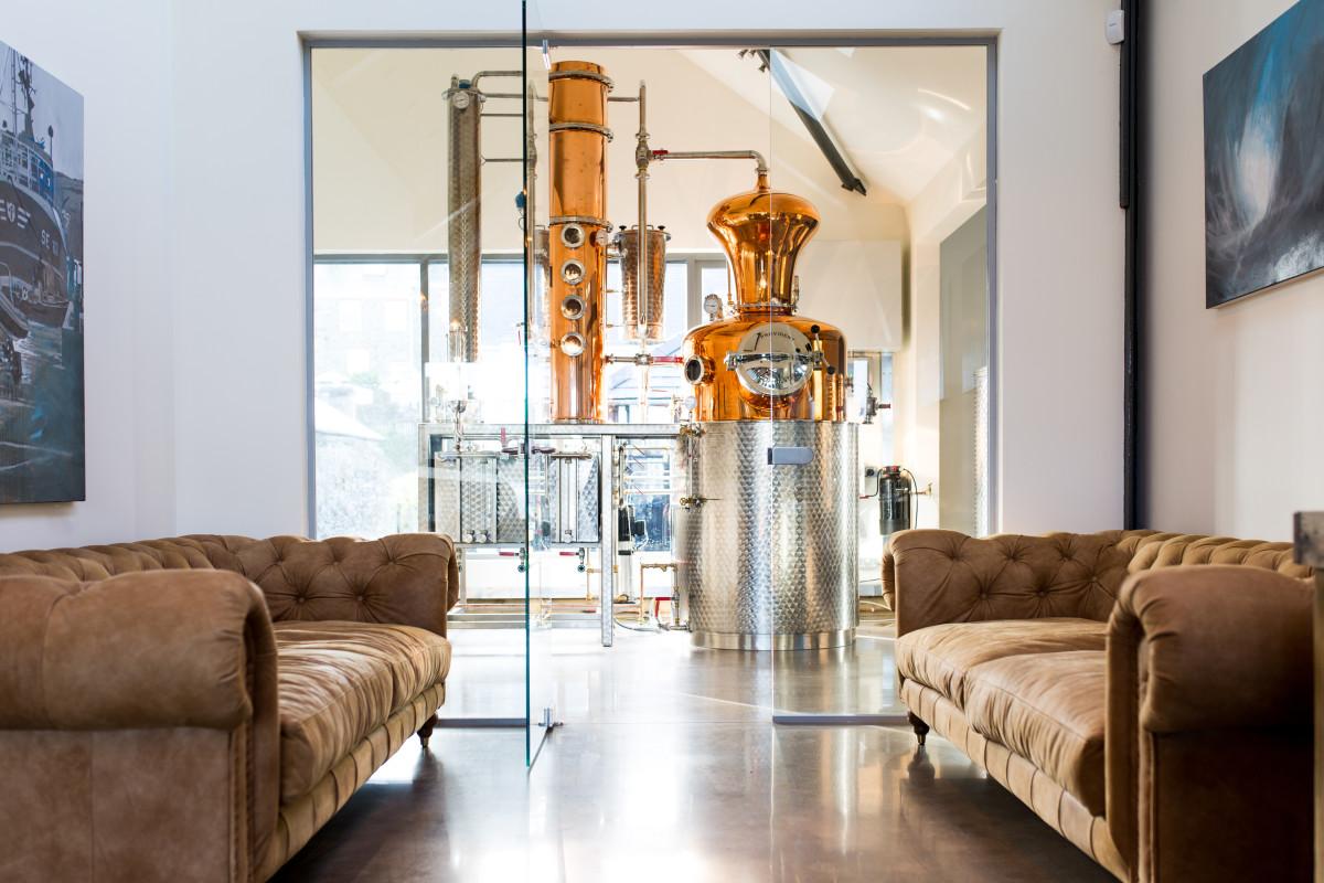 Salcombe Distilling Co.