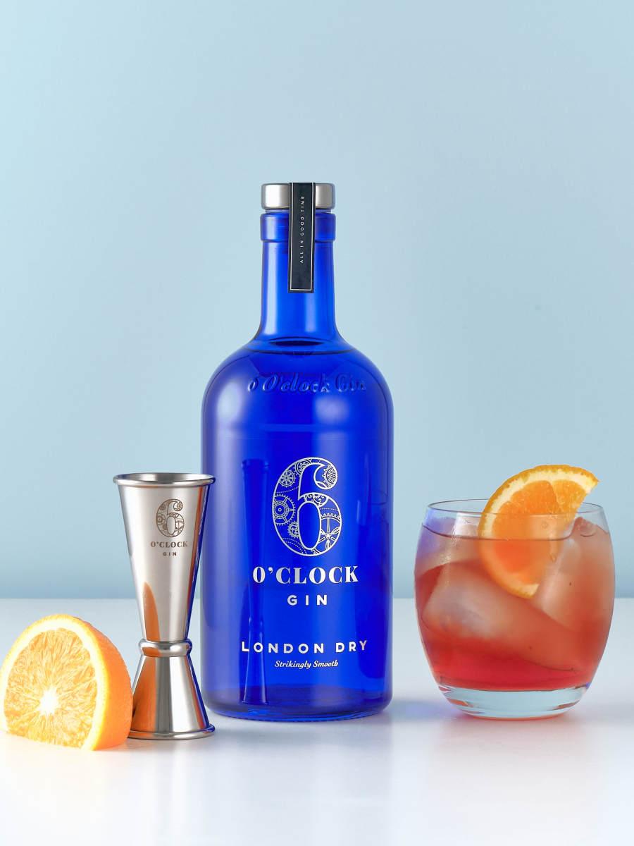 6 O'clock Gin